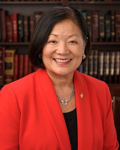 hirono women senators with